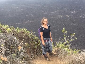sierra negra volcano